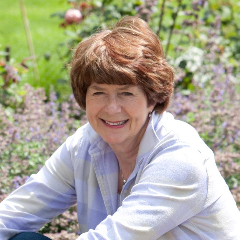 Pam Ayres