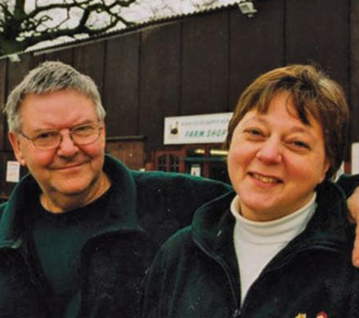 Beryl and Roger Hosking
