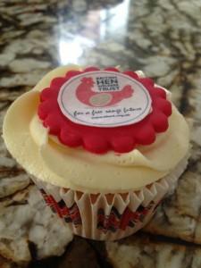 A BHWT Cupcake
