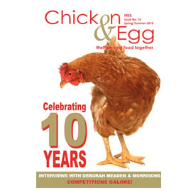 Chicken & Egg Issue 10