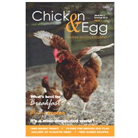 Chicken & Egg Issue 2
