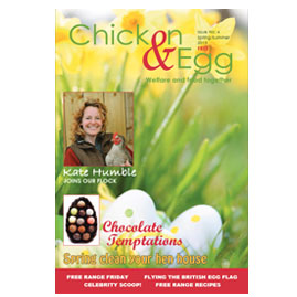 Chicken & Egg Issue 4