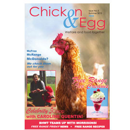 Chicken & Egg Issue 5