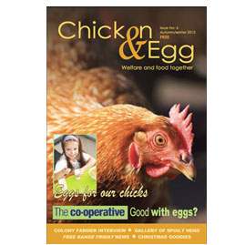 Chicken & Egg Issue 6