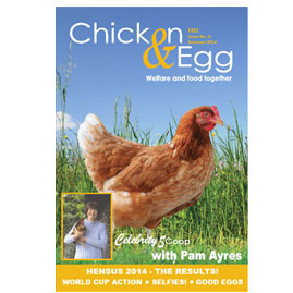 Chicken & Egg Issue 8