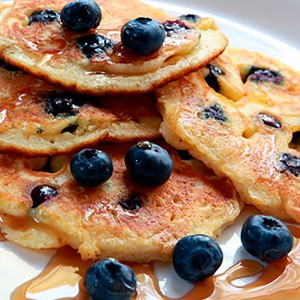 Happy Egg Co_Buttermilk Pancakes