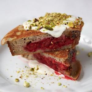 Jamie Oliver_Berry Pocket Eggy Bread