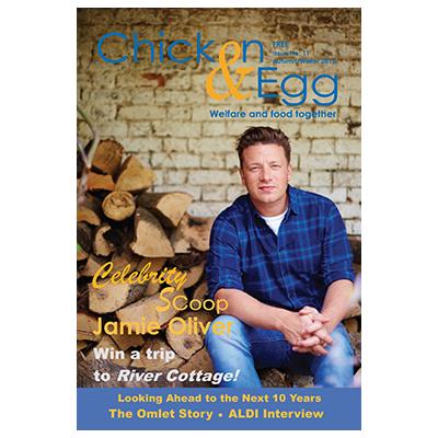 Chicken & Egg Issue 11