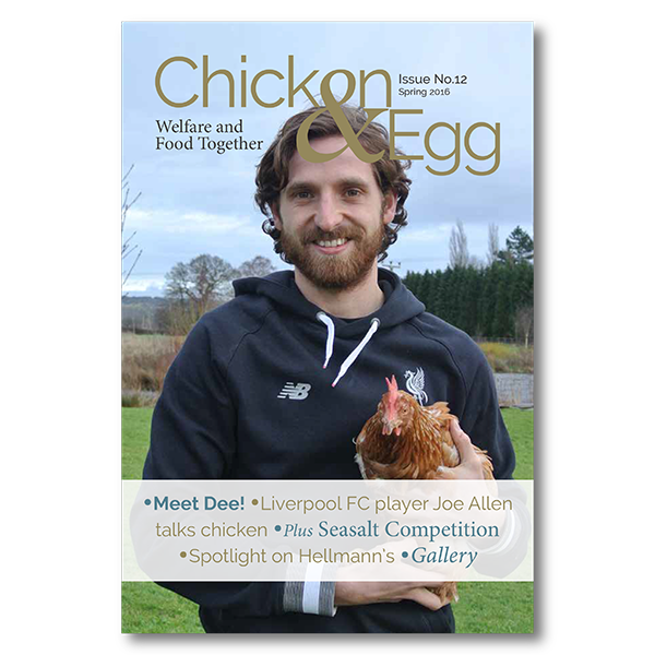 Chicken & Egg Issue 12