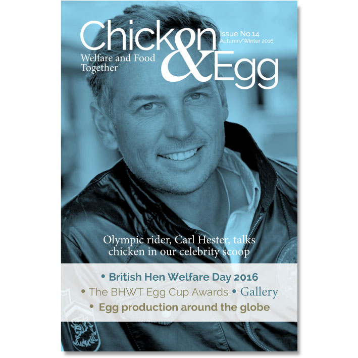 Chicken & Egg Issue 14