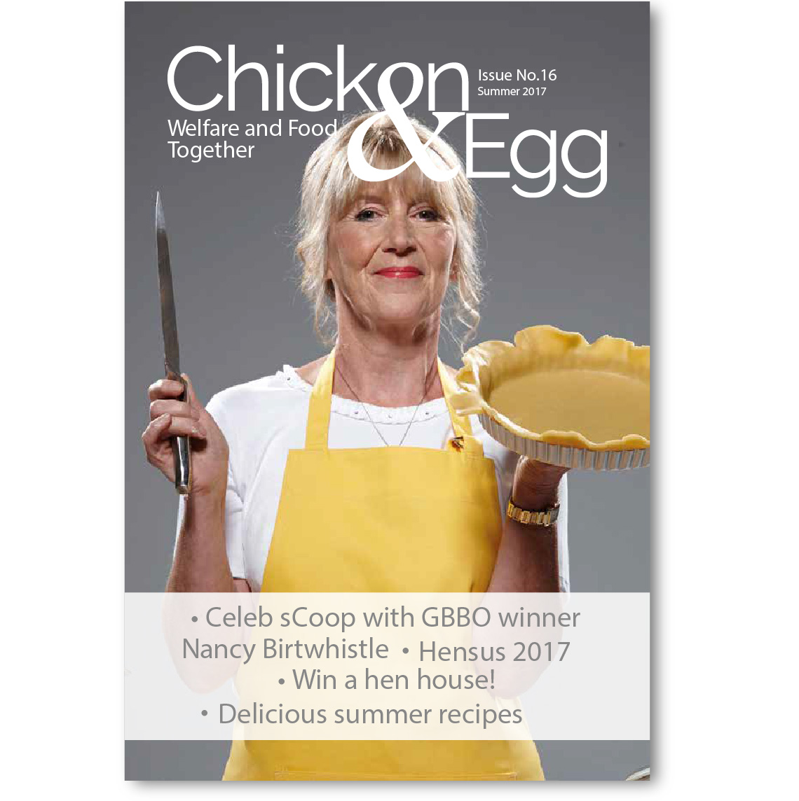 Chicken & Egg Issue 16