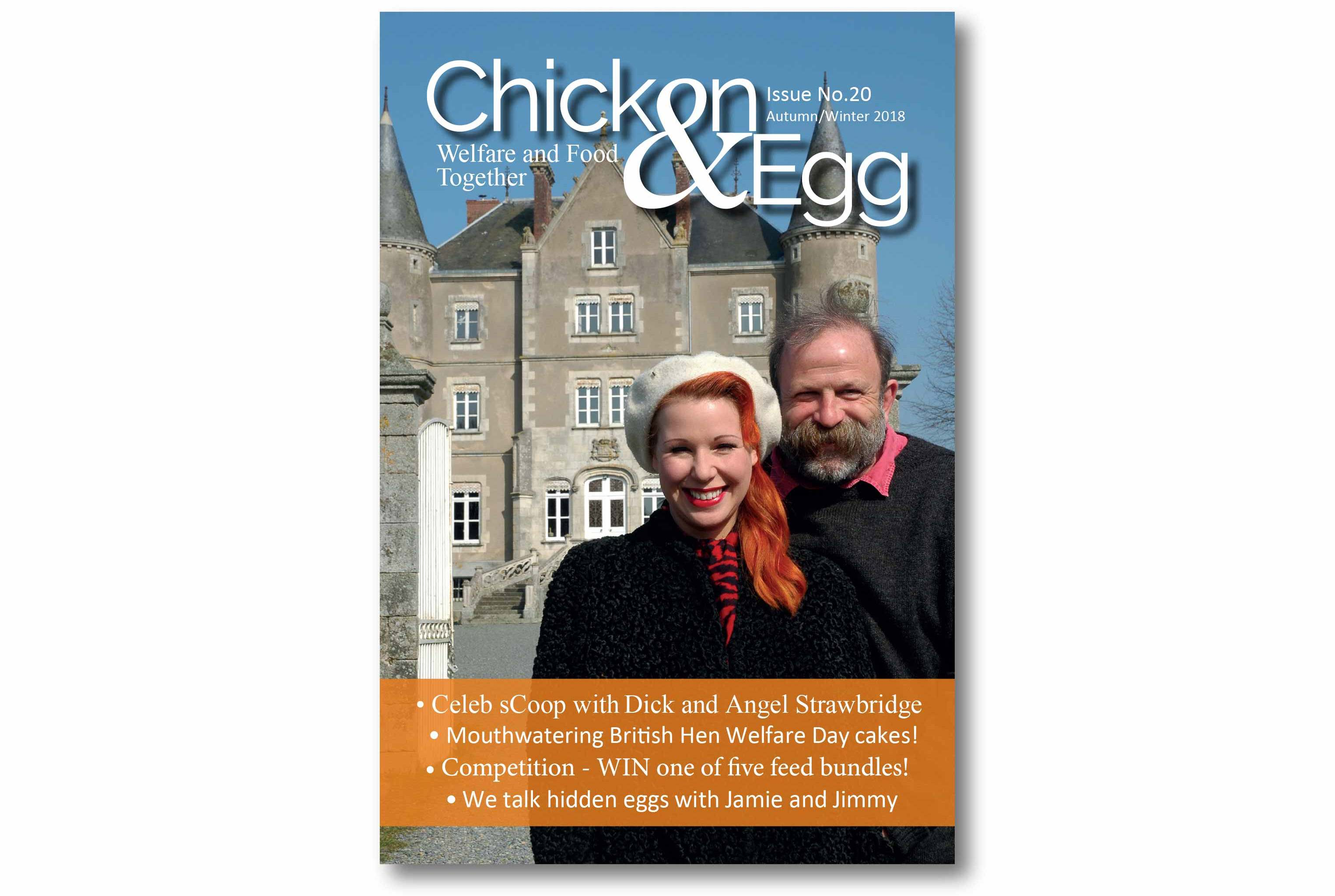 Chicken & Egg Issue 20