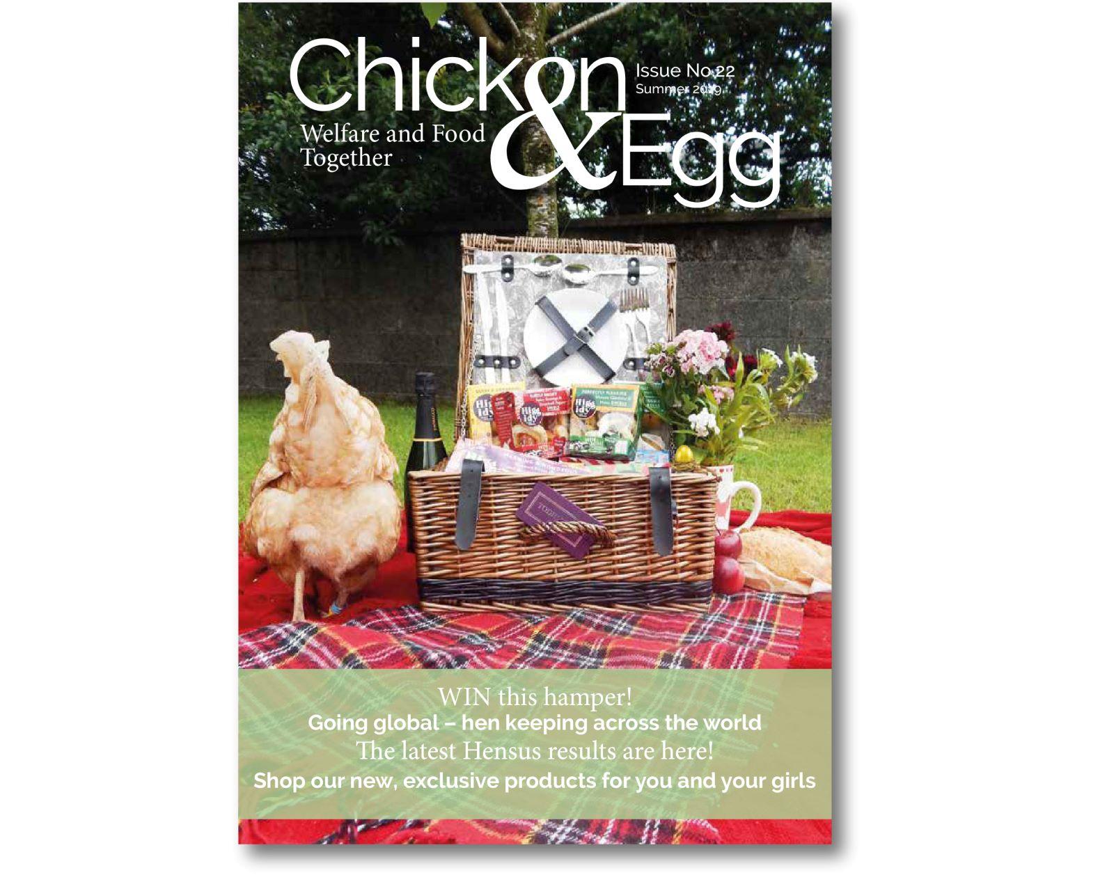 Chicken & Egg Issue 22