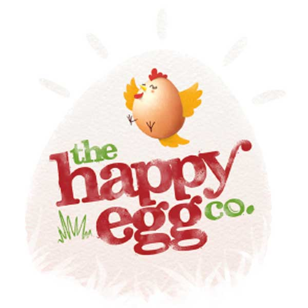 The Happy Egg Co. Logo