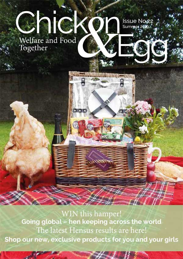 Chicken & Egg issue 22
