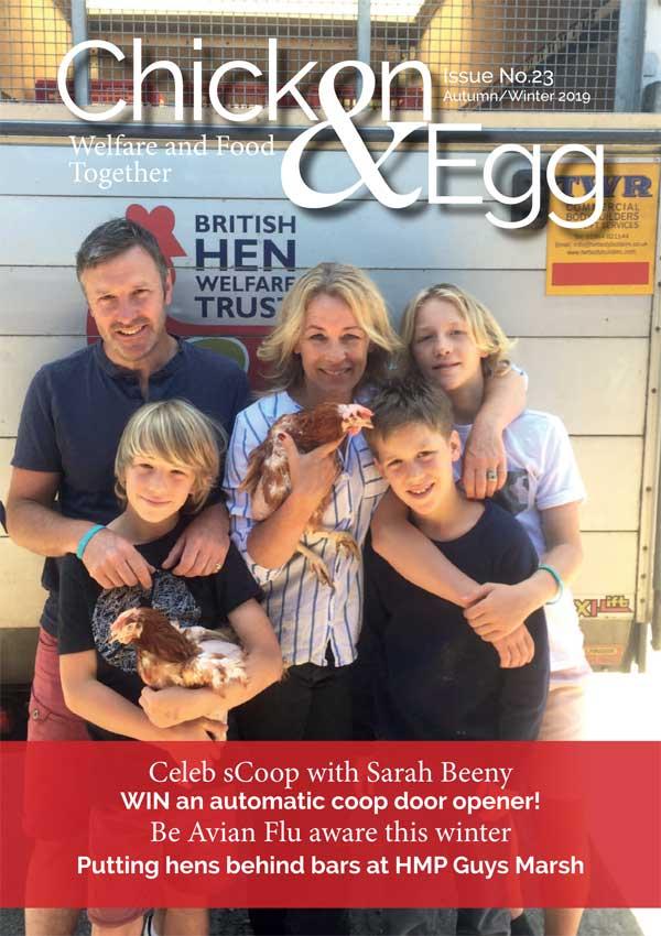 Chicken & Egg issue 23