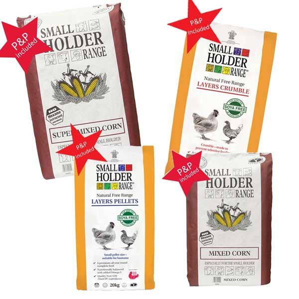 Allen & Page Hen Feed Bundle