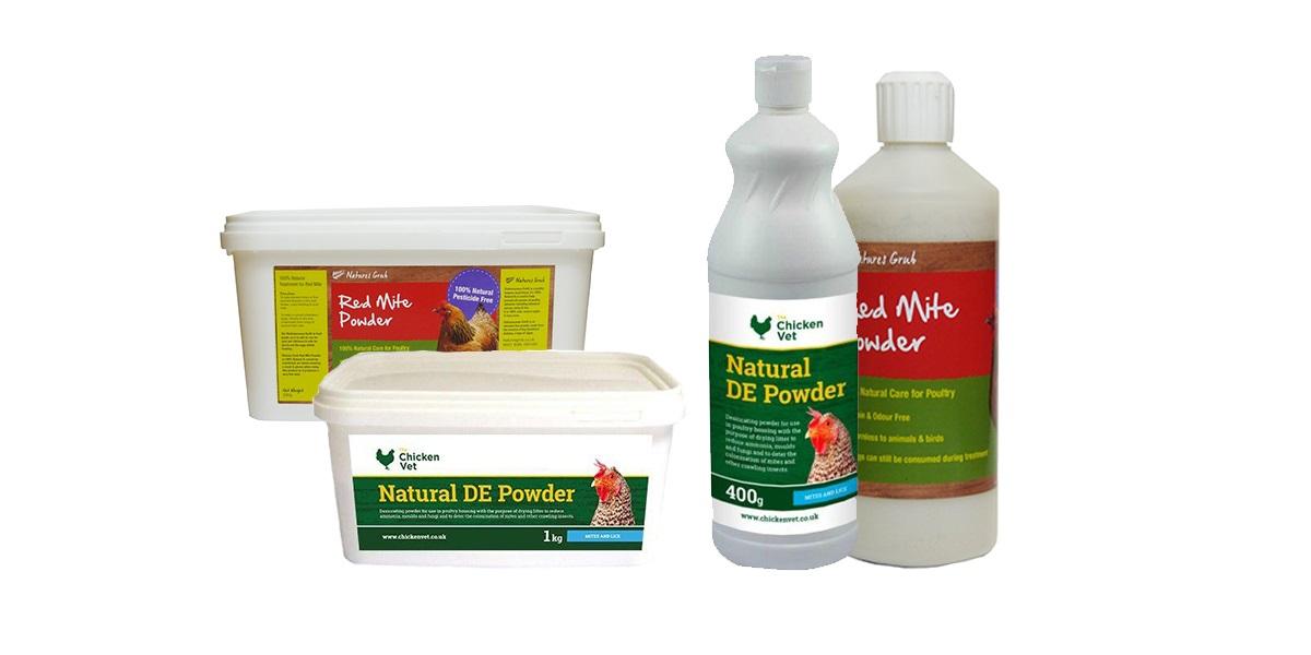 diatomaceous-earth-powder-collection