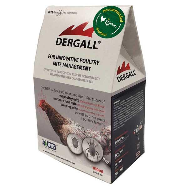 The Chicken Vet Dergall 100ml