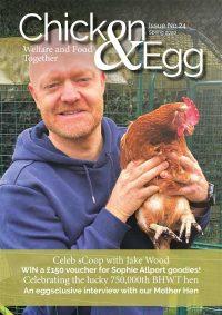 Chicken & Egg issue 24