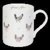 Sophie Allport Happy Hens Mug